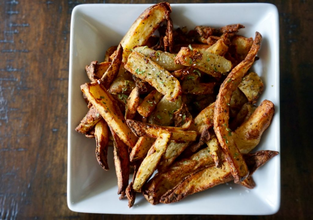 Air fryer French Fries 2