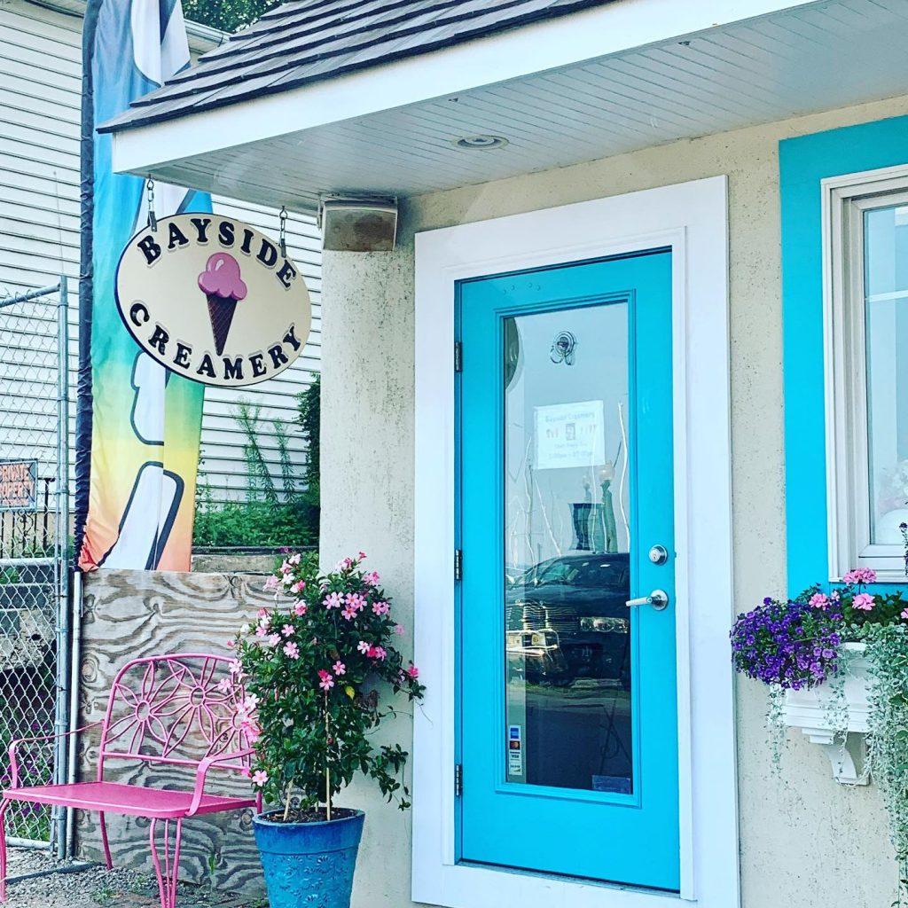 Bayside Creamery in Perth Amboy, NJ.